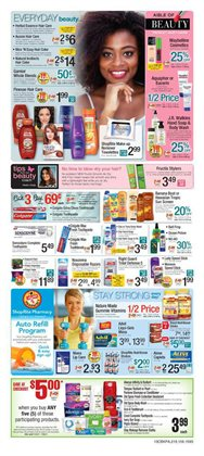 Maybelline deals in the ShopRite weekly ad in New York