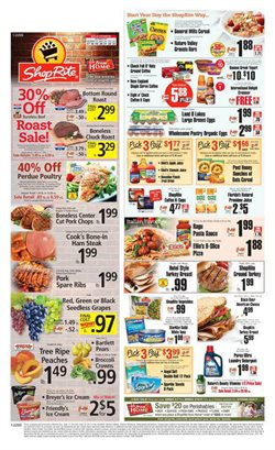Curtains deals in the ShopRite weekly ad in Arlington VA