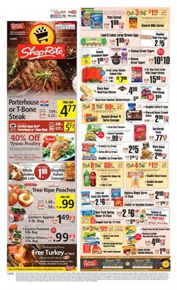 ShopRite deals in the Flushing NY weekly ad