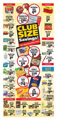 Cheese deals in the ShopRite weekly ad in Newark DE