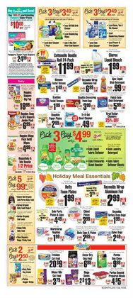 Fabric softener deals in the ShopRite weekly ad in Newark DE
