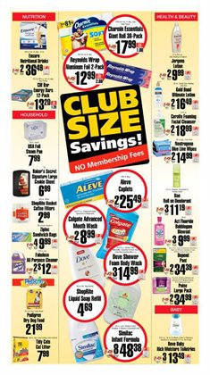 Weight Watchers deals in the ShopRite weekly ad in New York