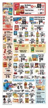 Soup deals in the ShopRite weekly ad in New York