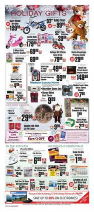 Batteries deals in the ShopRite weekly ad in New York