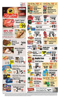 ShopRite deals in the Medford NJ weekly ad