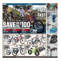 Bikes deals in the Dick's Sporting Goods weekly ad in New York