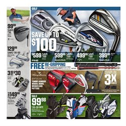 Golf deals in the Dick's Sporting Goods weekly ad in New York