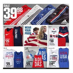 Dick's Sporting Goods deals in the Orlando FL weekly ad