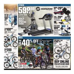 Bikes deals in the Dick's Sporting Goods weekly ad in Bessemer AL