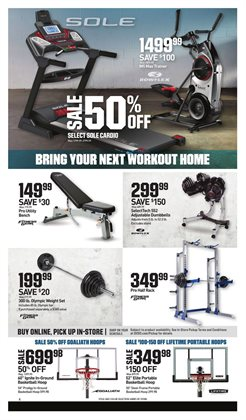 Basketball deals in the Dick's Sporting Goods weekly ad in Stone Mountain GA