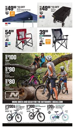 Elliptical deals in the Dick's Sporting Goods weekly ad in Kansas City MO