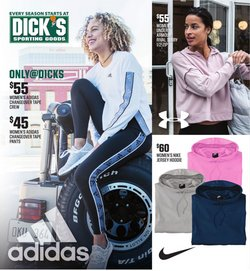 Sports deals in the Dick's Sporting Goods weekly ad in Anderson IN