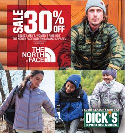 Sports offers in the Dick's Sporting Goods catalogue in Huntsville AL ( Expires tomorrow )