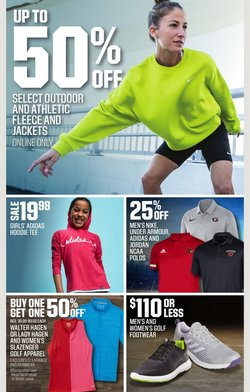 Dick's Sporting Goods catalogue in Los Angeles CA ( 3 days left )