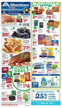 Albertsons deals in the Bakersfield CA weekly ad
