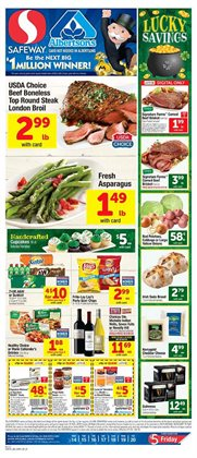 Albertsons deals in the Puyallup WA weekly ad