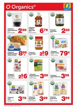 Albertsons deals in the Fontana CA weekly ad