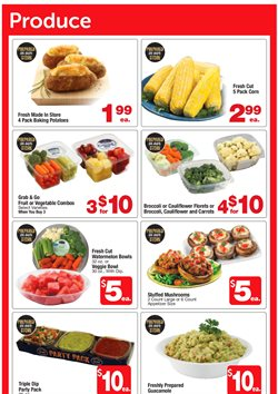 Potatoes deals in the Albertsons weekly ad in Puyallup WA