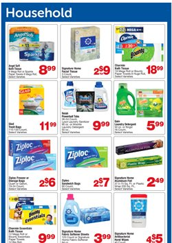 Fabric softener deals in the Albertsons weekly ad in Santa Ana CA