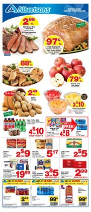 Albertsons deals in the Van Nuys CA weekly ad