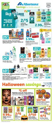 Shampoo deals in the Albertsons weekly ad in Olympia WA