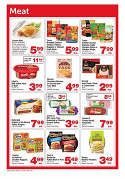 Potatoes deals in the Albertsons weekly ad in Tacoma WA