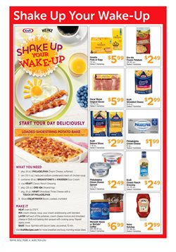 Philadelphia deals in the Albertsons weekly ad in Van Nuys CA