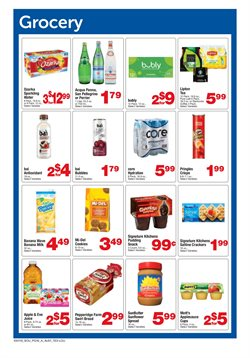 Milk deals in the Albertsons weekly ad in Van Nuys CA