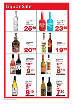 Wine deals in the Albertsons weekly ad in Las Vegas NV