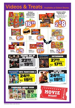 Video deals in the Albertsons weekly ad in Fullerton CA
