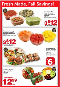 Tray deals in the Albertsons weekly ad in Phoenix AZ