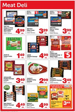 Swing deals in the Albertsons weekly ad in Tucson AZ
