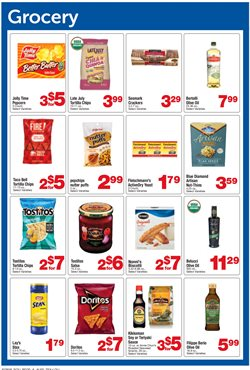 Popcorn deals in the Albertsons weekly ad in Los Angeles CA