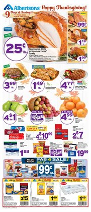 Grocery & Drug deals in the Albertsons weekly ad in Canyon Country CA
