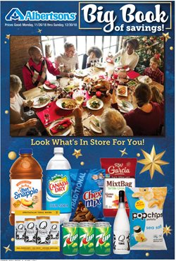 Albertsons deals in the Yorba Linda CA weekly ad