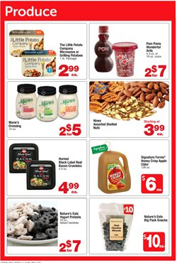 Potatoes deals in the Albertsons weekly ad in Dallas TX