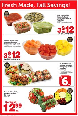 Bowl deals in the Albertsons weekly ad in Fullerton CA