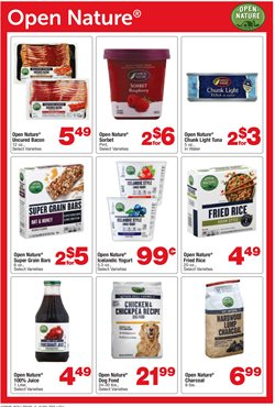 Water deals in the Albertsons weekly ad in Fullerton CA
