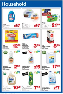 Freezer deals in the Albertsons weekly ad in Fontana CA