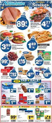 Potatoes deals in the Albertsons weekly ad in Kent WA