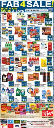 Bowl deals in the Albertsons weekly ad in Lafayette LA
