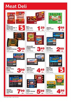 Swimming deals in the Albertsons weekly ad in Tucson AZ