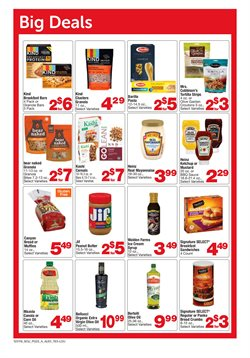 Oil deals in the Albertsons weekly ad in Federal Way WA