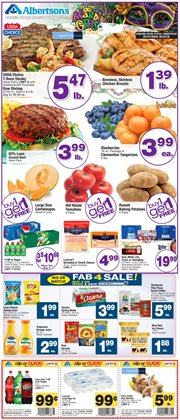 Potatoes deals in the Albertsons weekly ad in Federal Way WA