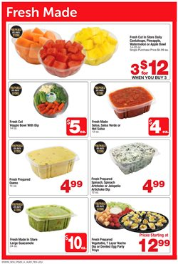 Tray deals in the Albertsons weekly ad in Las Vegas NV