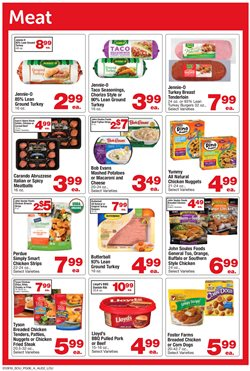 Tyson deals in the Albertsons weekly ad in Dallas TX