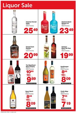 Wine deals in the Albertsons weekly ad in Los Angeles CA