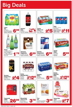 Pepsi deals in the Albertsons weekly ad in Dallas TX