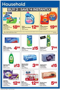 Clothing care deals in the Albertsons weekly ad in Yorba Linda CA