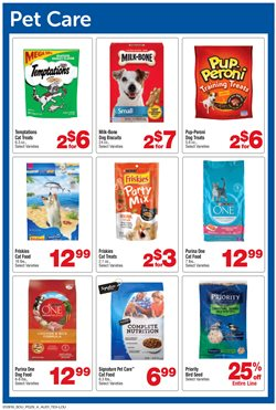 Animals deals in the Albertsons weekly ad in Kent WA